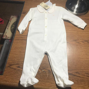 Ralph Lauren footed sleeper 6-12 months NWT